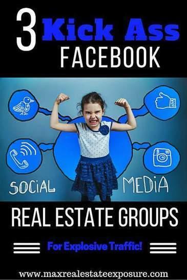 Top Social Media Groups For Real Estate | Social Media & SEO | Scoop.it