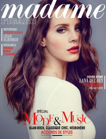 That '70s Chic! Lana Del Rey Is Young & Beautiful On The Cover Of Madame ... - Global Grind | Lana Del Rey - Lizzy Grant | Scoop.it