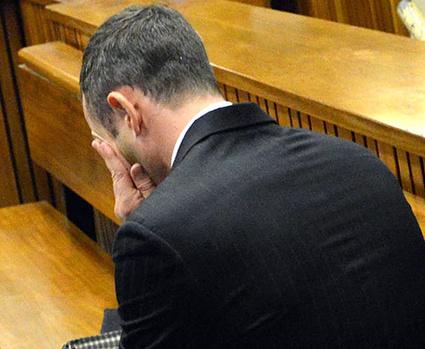'Pistorius didn't look me in the eye' - Steenkamp's mom | Trending in Uganda | Scoop.it