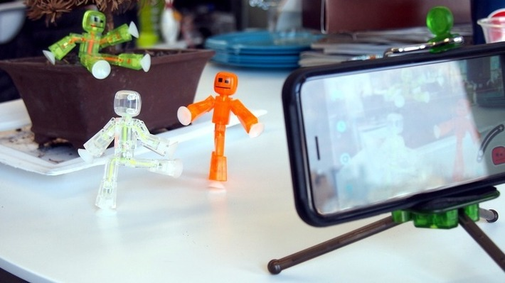 StikBot lets users of all ages create animated videos, without breaking the bank - Mashable | Machinimania | Scoop.it