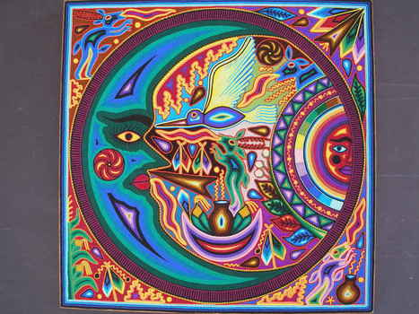 Huichol Natives: Shamanism and Meditation Techniques | anything on shamanism | Scoop.it