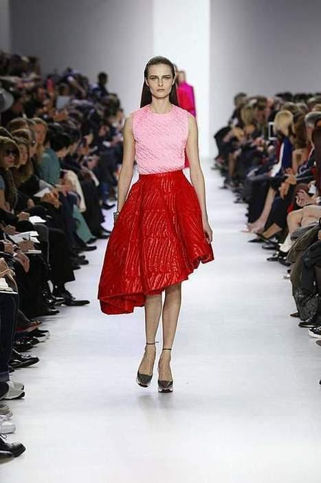 Dior, une femme d'une nouvelle nature | mode | Scoop.it