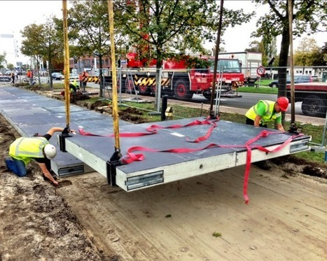 The Netherlands Is Set To Open The World's First Solar Bike Lane | Peer2Politics | Scoop.it