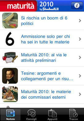 Lo tecnologia che cambia la vita irrompe nelle tracce della maturità 2015 - macitynet.it | Teaching and Learning English through Technology | Scoop.it