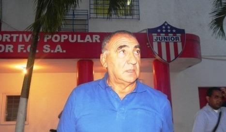 Cablenoticias   Miguel Ángel López dejó de ser técnico del Junior   Colombia   Scoop.it