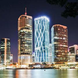 Brisbane gets tallest, sustainable office building - World Interior Design Network | Resource Efficiency Targets | Scoop.it