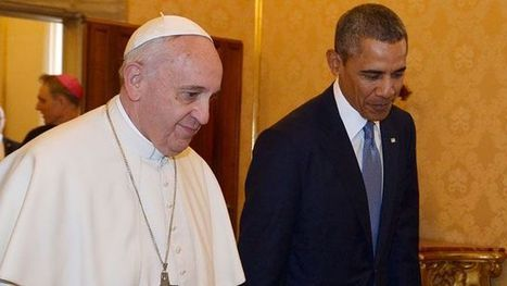 Obama holds 52-minute meeting with Pope Francis   Gov & Law -Kenna Johnson   Scoop.it