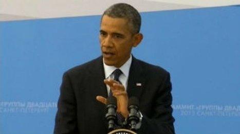 Obama refuse d'indiquer s'il interviendra en Syrie malgré un non du Congrès | Les nouvelles de Chris | Scoop.it