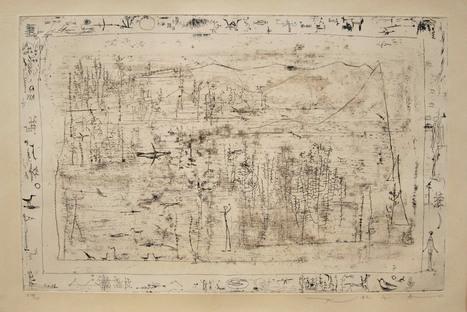 Denis Bloch Fine Art: ZAO WOU-KI | Art speak | Scoop.it
