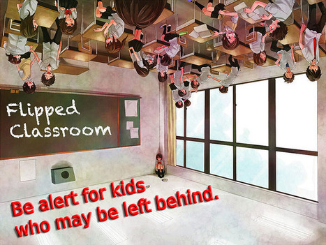 10 Common Misconceptions About The Flipped Classroom | Pedagogy, Education, Technology | Scoop.it