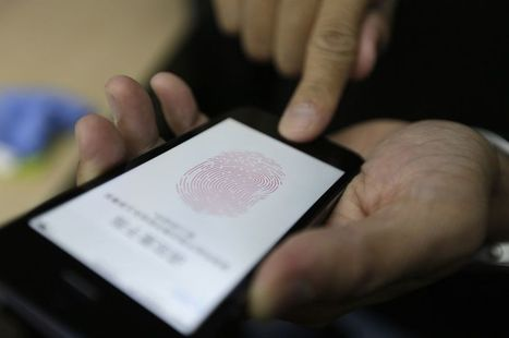 With iPhone's fingerprint feature, Apple takes biometrics into mainstream - Lynchburg News and Advance | MobilePayments101 | Scoop.it