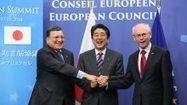 EU und Japan kommen sich näher: Freihandelsabkommen für 2015 geplant - n-tv.de | Europa-Asien | Scoop.it