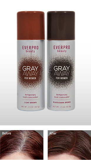 Win a Year Supply of Gray Away and a $50 Visa Gift Card! | Giveaways | Scoop.it
