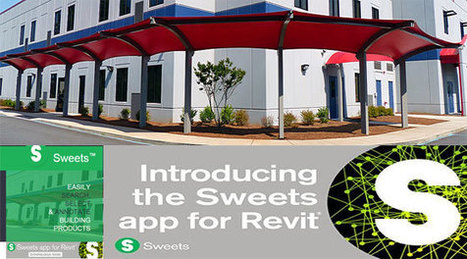 Sweets app for Revit can make the product selection process fast and accurate | BIM Forum | Scoop.it