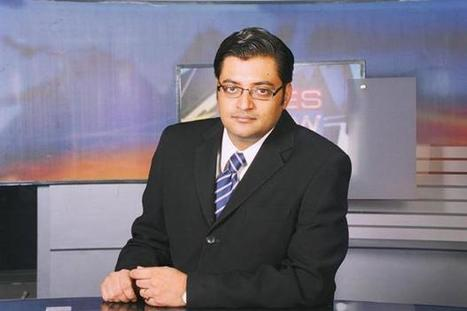 Arnab Goswami: The Jack Reacher of Indian television | News, Analysis, Entertainment | Scoop.it