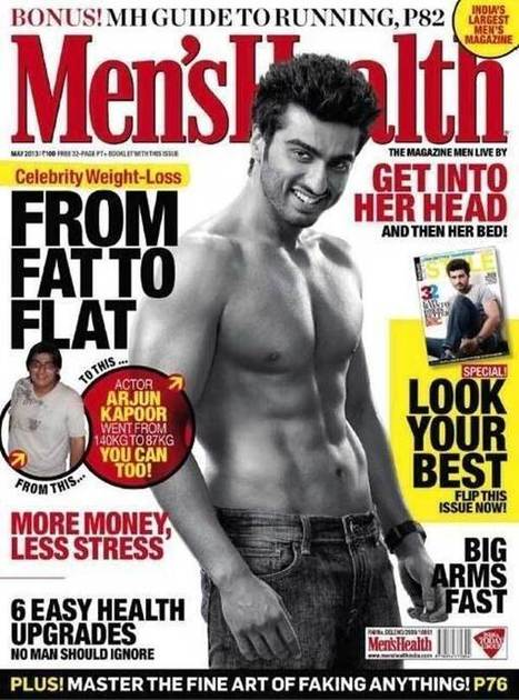 Arjun Kapoor get a rock body for Aurangzeb | Info Online Pages | Tollywood Movies | Tollywood News | Scoop.it