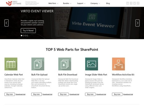 Dev. Virto Silverlight Data Grid for SP2010 Promo Code - Virtosoftware Discounts | Best Software Promo Codes | Scoop.it