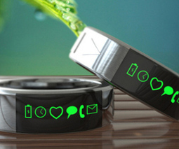 Mysterious smart ring project gives smartwatches the finger | Divers infos | Scoop.it