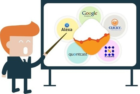 Top 5 Powerful Analytic Tools To Measure Your Website Traffic | Website Design & Development Company-Netgains | Scoop.it