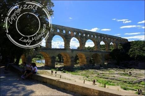 Le pont du Gard n'a pas livré tous ces secrets   Talons hauts & sac à dos   Scoop.it