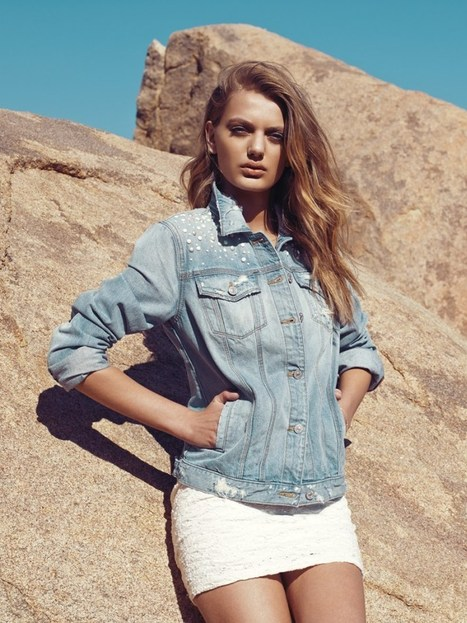 Bregje Heinen Takes to Joshua Tree for Revolve Clothing's Spring 2013 Lookbook | TAFT: Trends And Fashion Timeline | Scoop.it