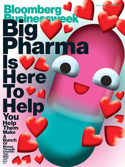 How Big Pharma Uses Charity Programs to Cover for Drug Price Hikes | Healthcare: reloaded... | Scoop.it