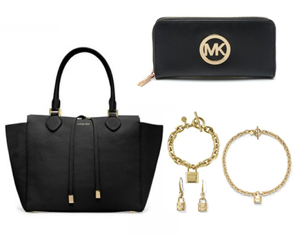 Michael Kors Value-Spree Combination 1 - £99.68 | I found the Bags Home | Scoop.it