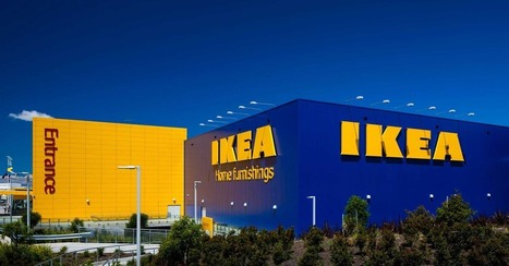 Airbnb Lets You Sleep in Ikea for the Night | Communication design | Scoop.it
