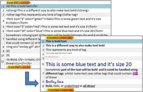 (CAT) - Handling taggy Excel files in Studio | Paul Filkin | Glossarissimo! | Scoop.it