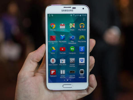 Samsung Galaxy Alpha may launch Wednesday - CNET   Samsung mobile   Scoop.it