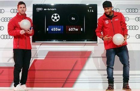 El FC Barcelona amplía su acuerdo de patrocinio con Audi - La Jugada Financiera | Seo, Social Media Marketing | Scoop.it