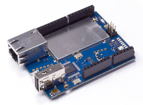 $69 Linux Powered Arduino Yún Board is Designed for the Cloud | Raspberry Pi | Scoop.it