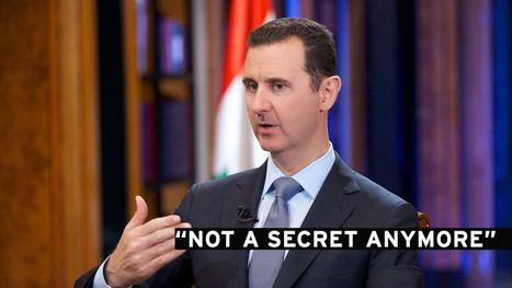 Assad: It's No Longer a Secret We Have Chemical Weapons | Crap You Should Read | Scoop.it
