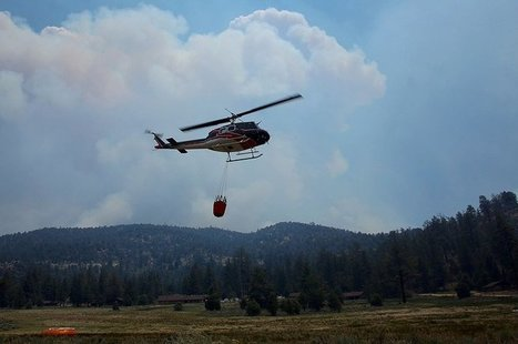 Hobby Drones Disrupt Wildfire Response in California - Government Technology | California Flat Track Association (CFTA) | Scoop.it