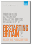 Restarting Britain 2 | Government reports | Design Council | Vibe - bringing life to brands | Scoop.it