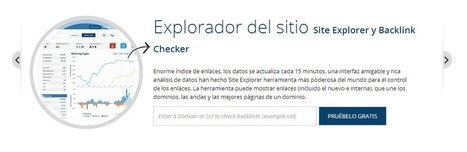 Comparativa entre Ahrefs y open site explorer | Marketing online | Scoop.it