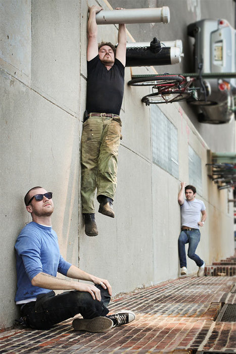 85 Amazing Examples of Forced Perspective Photography | objectif photo | Scoop.it