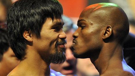 Just how crazy was the Pacquiao/Bradley decision? Here are the stats... | The Billy Pulpit | Scoop.it