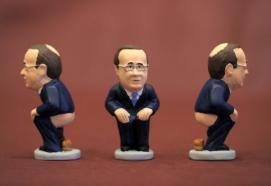 Hollande star des santons | Drôles de faits divers... | Scoop.it