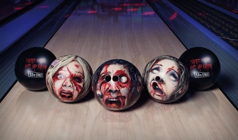 Bowlingheads for German horror TV channel by Jung von Matt ... | Art for art's sake... | Scoop.it