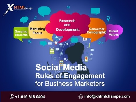 Social Media Rules Of Engagement For Business Marketers | mydesk | Scoop.it