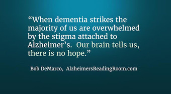 Alzheimer's Care, I Had to Remind Myself My Mom Was Deeply Forgetful | Bob DeMarco | Scoop.it