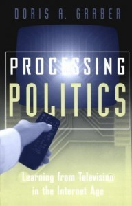 Processing Politics: Learning from Television in the Internet Age (Studies in Communication, Media, and Public Opinion)   edteck-lms.org   Community Media   Scoop.it