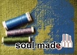 soul made | Maria Alice Textildesign | Scoop.it