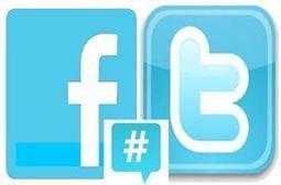 Facebook le copia el hashtag a Twitter | Family practice | Scoop.it