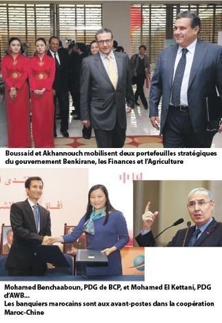 Forum Chine-Maroc Les opérateurs prennent date - L'Économiste   Coopération internationale décentralisée   Scoop.it