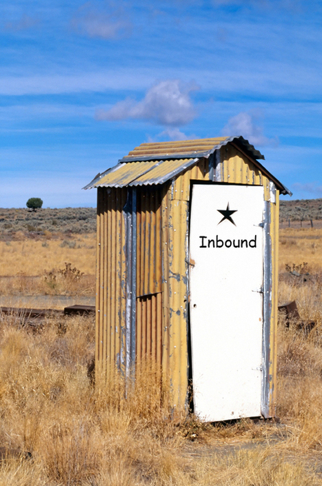 Inbound, Outbound, Outhouse | Real SEO | Scoop.it