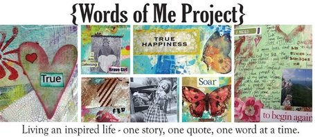 {Words of Me Project}: 31 Days Creativity | Creative Writing Inspiration | Scoop.it