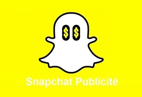 Snapchat prépare un nouveau format publicitaire intégré dans un QR code | Geeks | Scoop.it