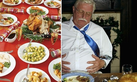 Christmas dinner devoured in 9 minutes - but takes NINE MONTHS to grow | Kickin' Kickers | Scoop.it